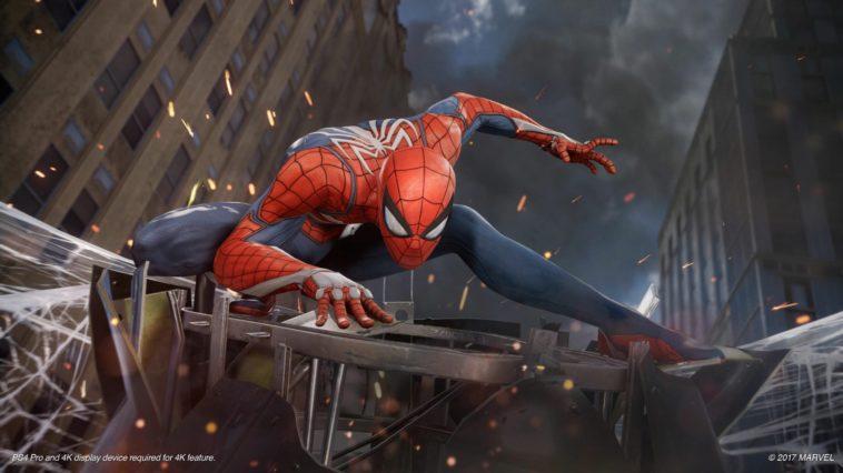 De nouvelles images d'un jeu Spider-Man annulé ont fuité aujourd'hui, et elles révèlent beaucoup de choses sur le jeu.