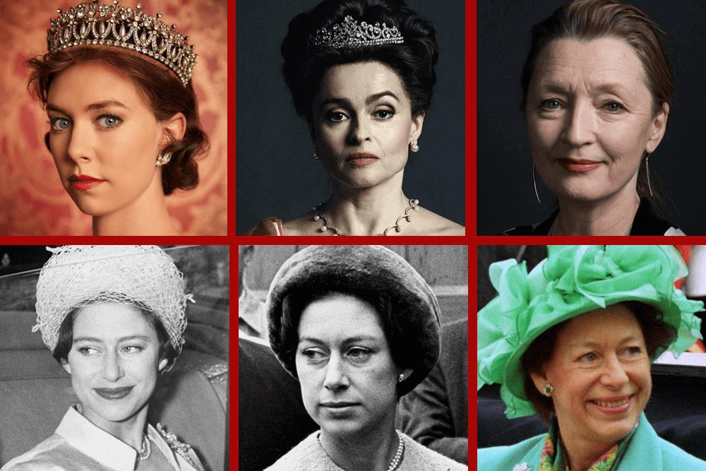 the crown saison 5 tout ce que nous savons jusqu'à présent princesse margaret lesley manville