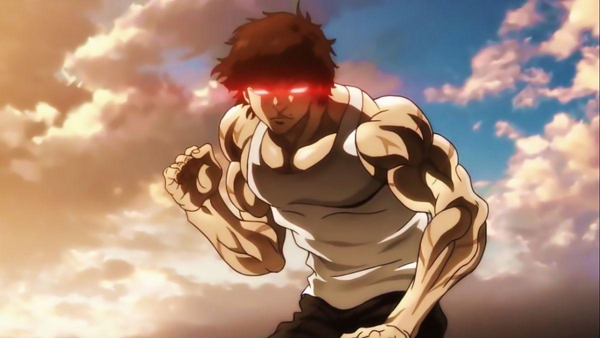 Baki Hanma : Date et heure de sortie de l'anime sur Netflix ?