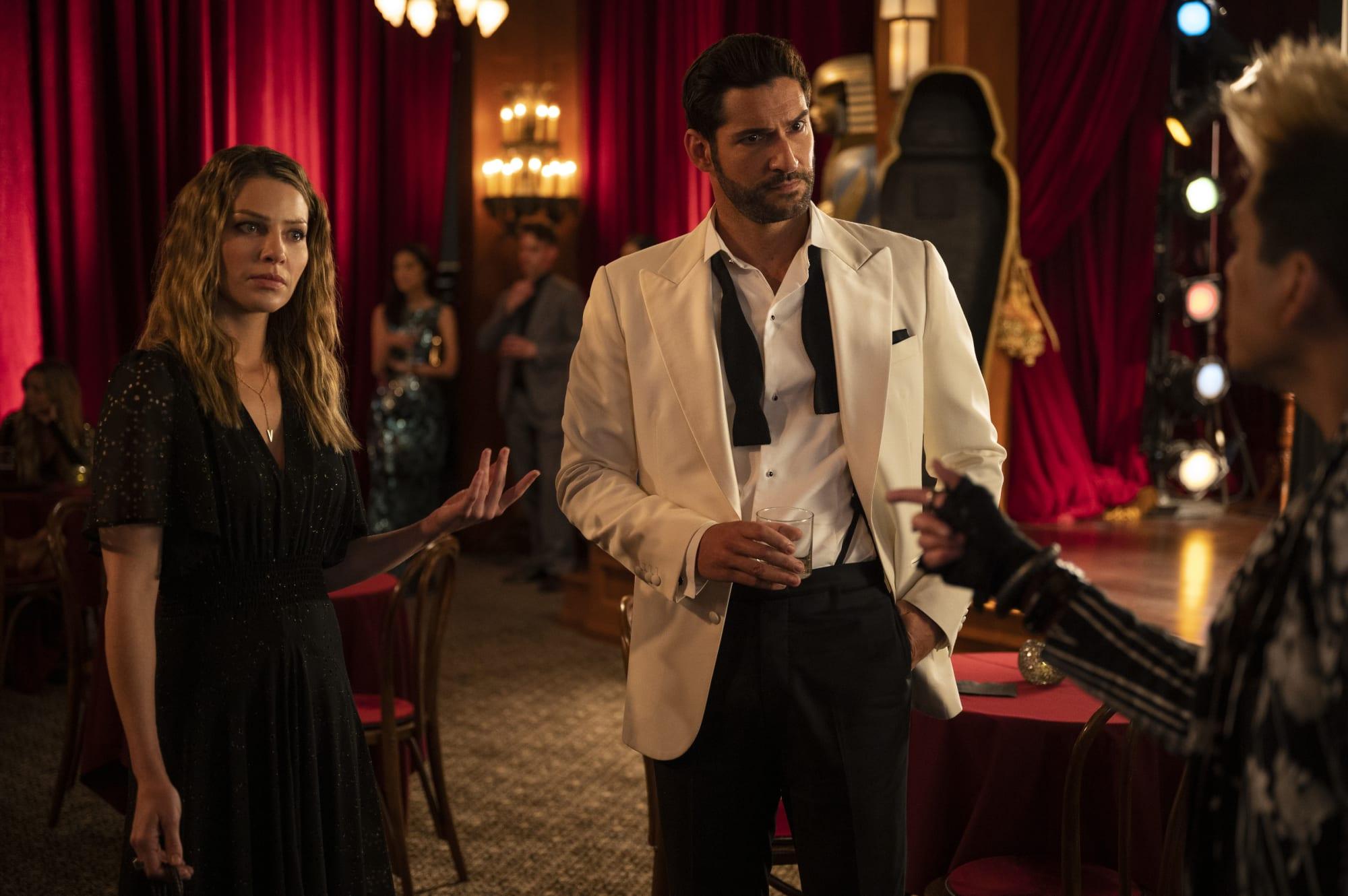 Lucifer saison 6 Heure de sortie sur Netflix?