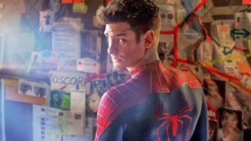 """Andrew Garfield revient sur """"The Amazing Spider-Man"""" et se dispute avec Amy Pascal"""