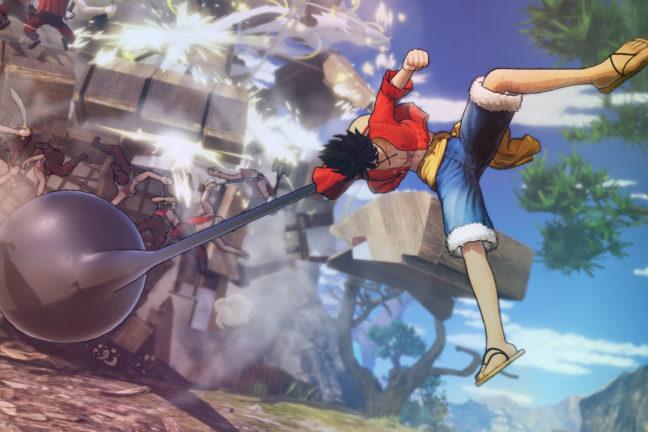 One Piece Gameplay
