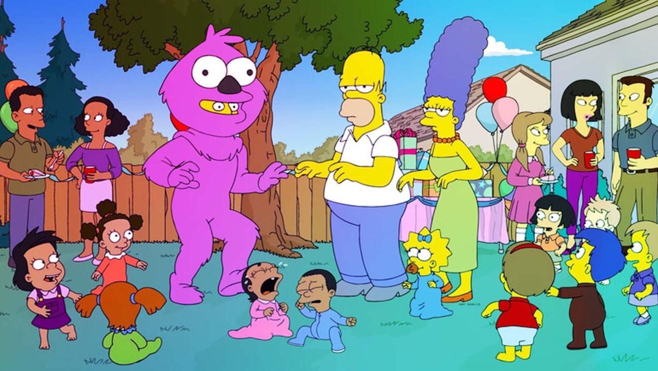 Les Simpsons Saison 33 Info