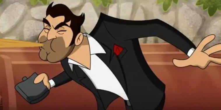 Un clip de la saison 6 de Lucifer dévoile la vérité sur le whisky des dessins animés