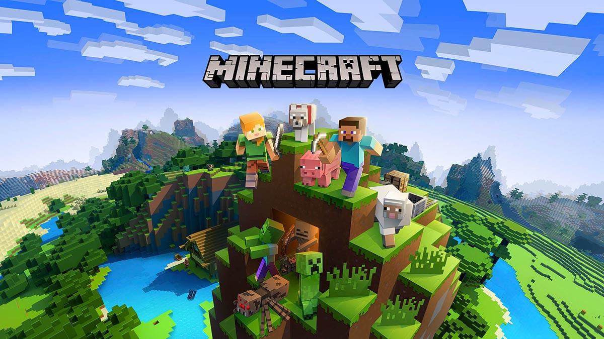Minecraft Mise à jour 1.18