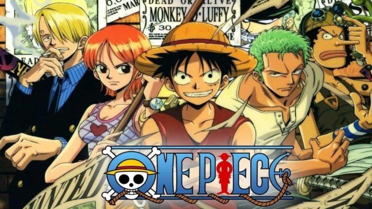 One Piece : Le logo et le titre du premier épisode de la série Live-Action de Netflix