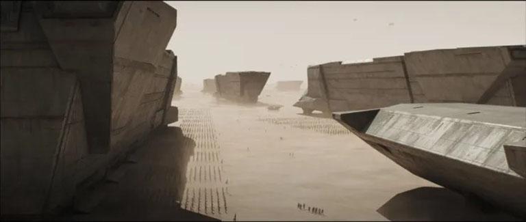 Bienvenue à Arrakis