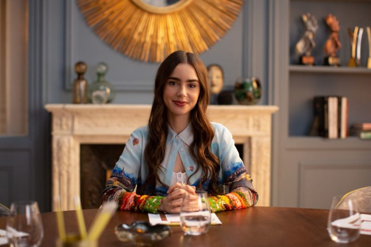 Netflix révèle la date de la première de la saison 2 d'Emily à Paris