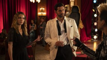Tom Ellis et Lauren German de Lucifer évoquent le travail d'équipe et le sacrifice de Deckerstar dans la saison 6.