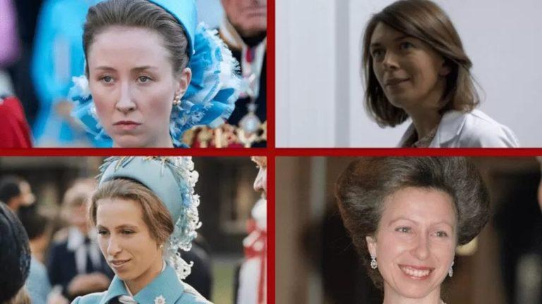 The Crown saison 5 tout ce que nous savons jusqu'à présent princesse anne claudia harrison