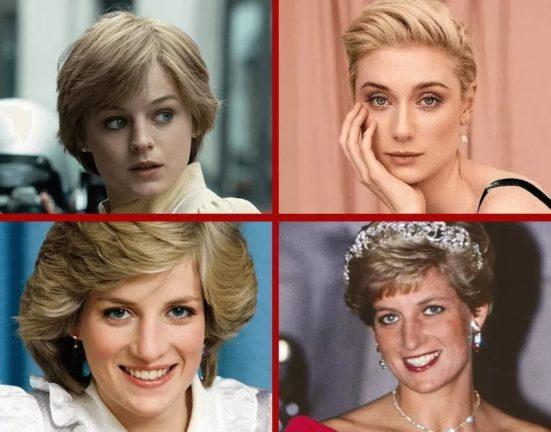 Elizabeth Debecki sera la deuxième actrice à endosser le rôle de la princesse Diana.