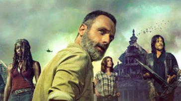 Date de sortie de la saison 9 et de la saison 10 de The Walking Dead sur Netflix