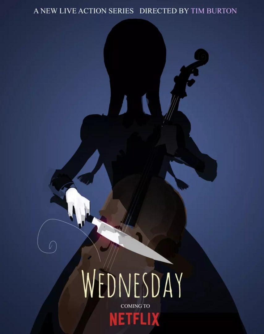 Qui est prêt pour Wednesday sur Netflix ? (Crédit image : Netflix)