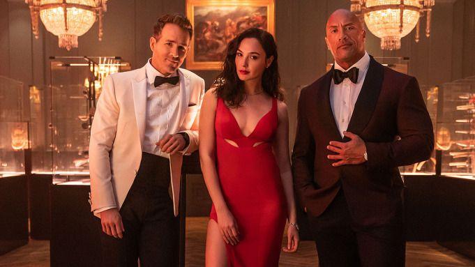 Red Notice' : Bande-annonce, date de sortie et tout ce que nous savons sur le film d'action Netflix.