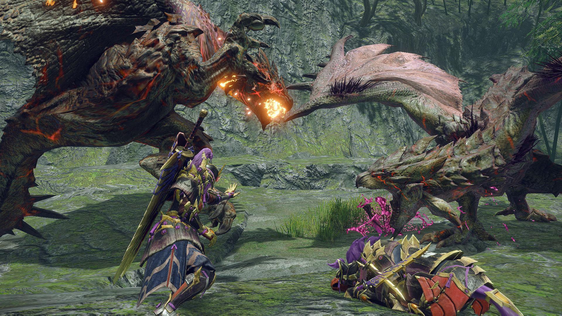 Date de sortie et heure prévue de la démo de Monster Hunter Rise sur PC