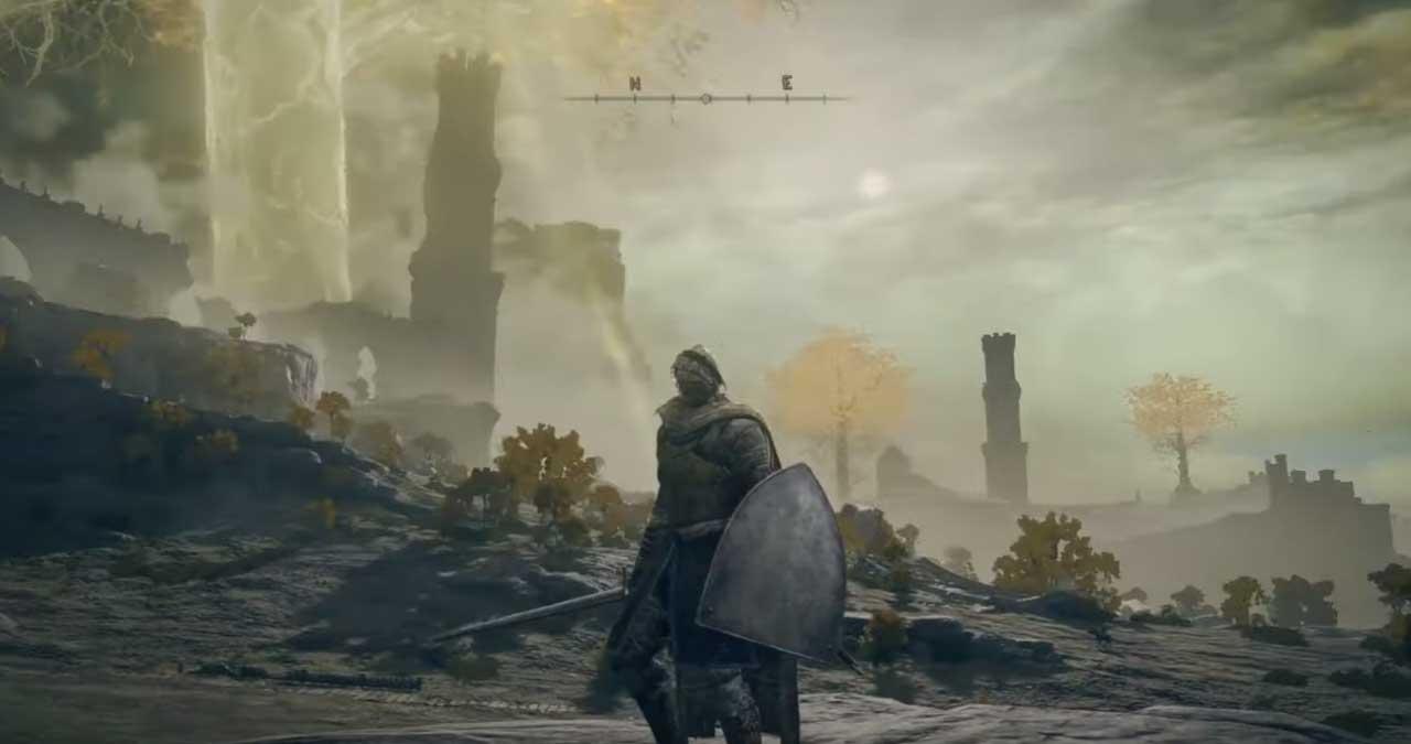 Une divulgation du gameplay d'Elden Ring