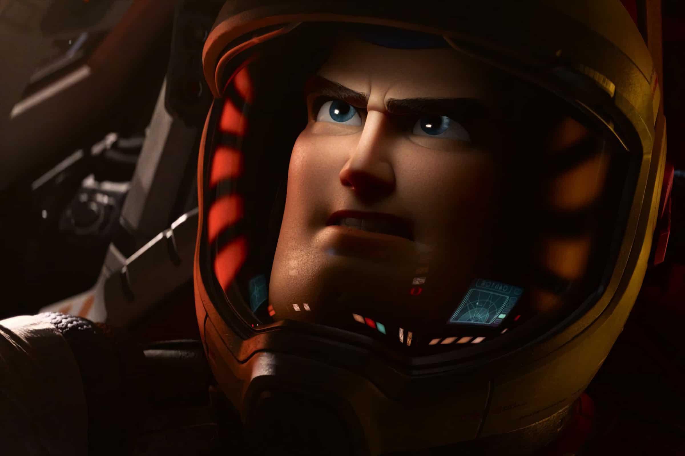 """Pixar et Disney dévoilent la bande-annonce de """"Buzz l'Éclair"""""""