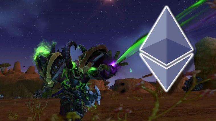 Un Nerf de World Of Warcraft a conduit à la création de la crypto-monnaie Ethereum