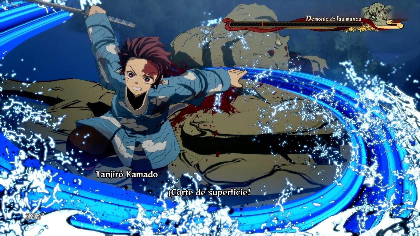 Kimetsu No Yaiba- The Chronicles of Hinokami, un spectacle d'anime et de chambara dans le style des jeux vidéo