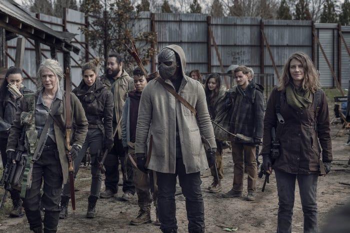 Saison 12 de The Walking Dead :